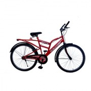 Addo India 24 Aligator Red Black MTB Bicycle