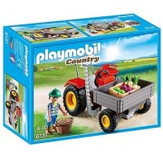 Playmobil Harvesting Tractor