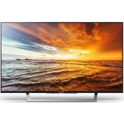 "Televizor LED Sony Bravia 109 cm (43"") KDL43WD750B, Full HD, Smart TV, WiFi, CI+ + Lantisor placat cu aur si argint + Cartela SIM Orange PrePay, 6 euro credit, 4 GB internet 4G, 2,000 minute nationale si internationale fix sau SMS nationale din care 300 m"