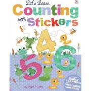 Let's Learn Counting with Stickers by Sally Hopgood