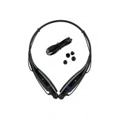 CASVO I Ball sporty4 Pearl Bat Compatible Wireless Bluetooth HBS-730 On-ear Sports Headset Headphones BLACK