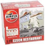 AIRFIX Kit Ready Built Unoain.Resin Build. Czech Restaurant A75016