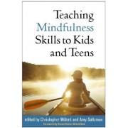 Teaching Mindfulness Skills to Kids and Teens by Christopher Willard