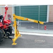 žeriav hydraulický pre traktor DELEKS EL-500