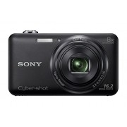 Sony Cybershot DSC-WX80/B 16.2MP Digital Camera (Black)