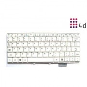 4d - Replacement Laptop Keyboard for Lenovo-S10-White