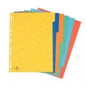 Gekleurd tabblad Maxi