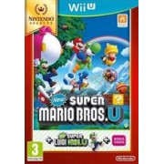 New Super Mario Bros and New Super Luigi Bros Wii U