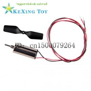 Generic controlled helicopter tail motor parts V9112.4GHZ remote radio control toys WL V911 tail motor parts
