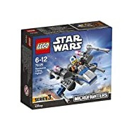 LEGO 75125 Star Wars Resistance X-Wing Fighter Building Set - Multi-Coloured