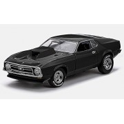 1971 Ford Mustang Pro Stock Drag Car, Black Sun Star 3618 1/18 Scale Diecast Model Toy Car