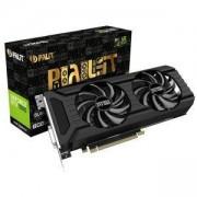 Видео карта PALIT GeForce GTX 1080 nVidia, Dual 8GB GDDR5X, 256bit, Dual DVI, HDMI, DPx3 part NEB1080015P2D, 4710636269509