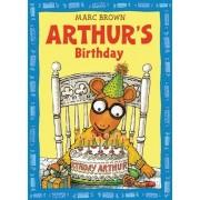 Arthur's Birthday by Marc Brown