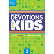 One Year Book: Devotions/Kids 2 by Children's Bible Hour