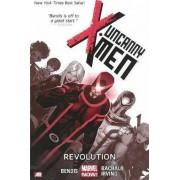 Uncanny X-men Volume 1: Revolution (marvel Now) by Brian Michael Bendis