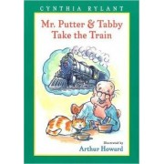 Mr Putter and Tabby Take the Train by Cynthia Rylant