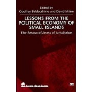 Lessons from the Political Economy of Small Islands by Godfrey Baldacchino