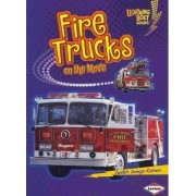 Fire Trucks on the Move by Judith Jango-Cohen