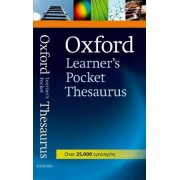 Oxford Learner's Pocket Thesaurus by Diana Lea