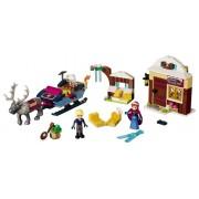 LEGO® Disney Princes Anna si Kristoff si aventura lor cu sania - 41066