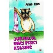 Jurnalul unei pisici asasine - Anne Fine