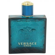 Versace Eros Eau De Toilette Spray (Tester) 3.4 oz / 100.55 mL Men's Fragrance 513030
