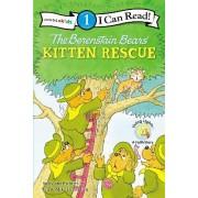 The Berenstain Bears' Kitten Rescue by Jan Berenstain