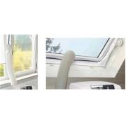 Tesnenie MideaComfee Hot Air Stop do oken, univerzální, vhodné k mobilním klimatizacím
