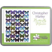 Christopher Marley - Butterfly Mosaic: 100 Piece Puzzle