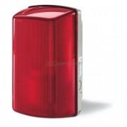 Lampa semnalizare santier rosie E27 IP44 781.2761 SCAME