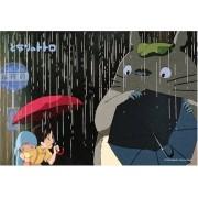 Studio Ghibli Jigsaw Puzzles: My Neighbor Totoro 70-Piece Puzzle - Use this Umbrella (japan import)