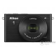 Aparat foto Nikon 1 J4 (obiectiv 10-30mm), negru