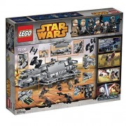 Lego Star Warstm - 75106 - Jeu De Construction - Imperial Assault Carrier