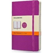Moleskine Soft Cover Orchid Purple Pocket Ruled Notebook by Moleskine