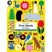 First Words: Art Charts by Aino-Maija Metsola
