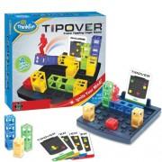 ThinkFun - Tip Over, juego de mesa en español (TF7070)