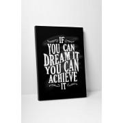 Dream it - 75x100 cm - AKCIÓ!