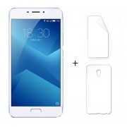 "Meizu M5 Note Meilan Note5 3GB RAM 16GB ROM Helio P10 Octa Core 5.5"" Azul + Protector De Pantalla + Estuche"