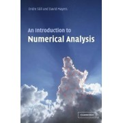 An Introduction to Numerical Analysis by Endre Suli