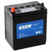 EXIDE Excell EB357 35Ah 240A ASIA bal+ autó akkumulátor