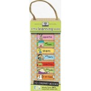 Green Start Book Towers: Little Learning Books by Ikids