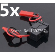 Generic Wholesale 5Pcs 02050 HSP 1/10 RC Car Truck Buggy 94101 94105 94106 94108 On-Off Battery Receiver Switch SONIC TYRANNOSAURUS