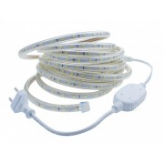 Fita LED 3528 4.8W P/ METRO - KIT COM 5 METROS