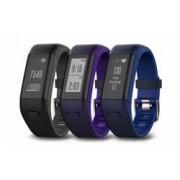 Garmin Activity Tracker vivosmart HR Plus Farbe schwarz/grau (Größe XL)