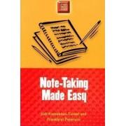 Note-Taking Made Easy by Judi Kesselman-Turkel