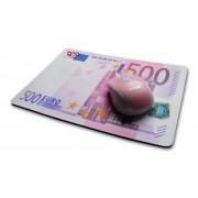 Mouse Pad a forma di banconota da 500 EURO - Tappetino per mouse rettangolare