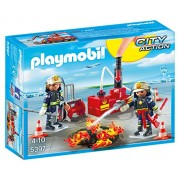 PLAYMOBIL® 5397 Firefighting Operation with Water Pump