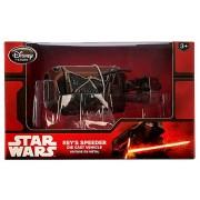 """Disney Star Wars The Force Awakens Rey's Speeder Exclusive 5"""" Diecast Vehicle"""