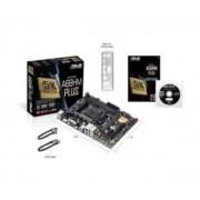ASUS-A68HM-PLUS - Carte-mère - micro ATX - Socket FM2+ - AMD A68H - USB 3.0 - Gigabit LAN - carte graphique embarquée (unité centrale requise) - audio HD (8 canaux)-