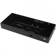 StarTech.com - VS222HD4K interruptor de video